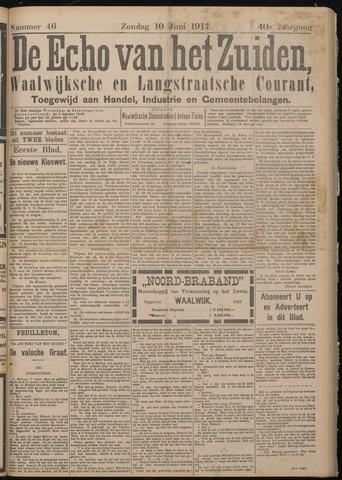 Echo van het Zuiden 1917-06-10
