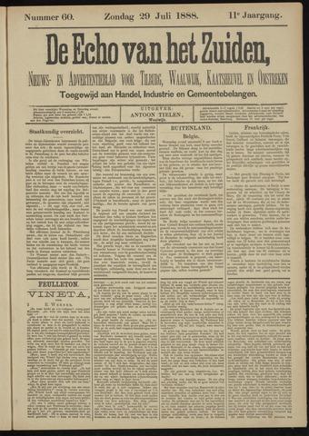 Echo van het Zuiden 1888-07-29