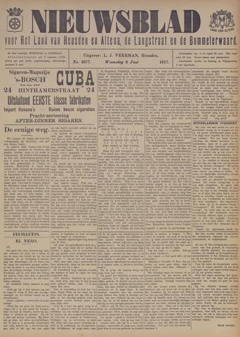 Nieuwsblad het land van Heusden en Altena de Langstraat en de Bommelerwaard 1917-06-06