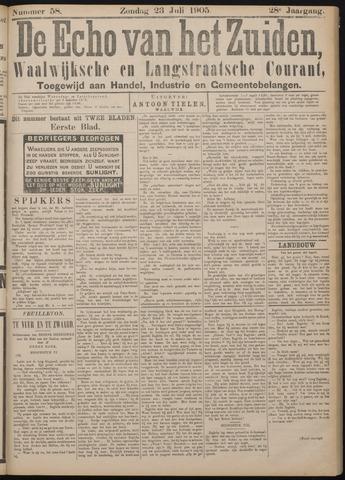 Echo van het Zuiden 1905-07-23
