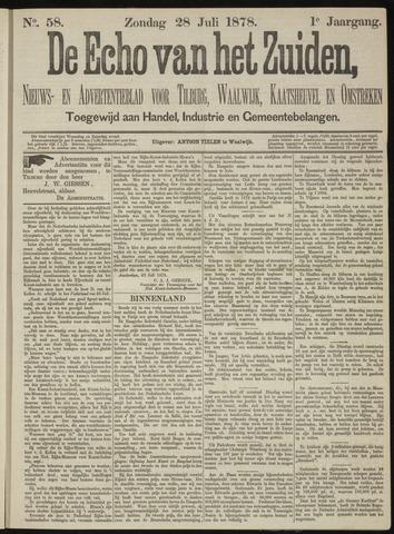 Echo van het Zuiden 1878-07-28