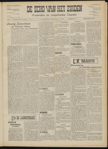 Echo van het Zuiden 1954-08-16