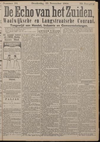 Echo van het Zuiden 1909-11-25