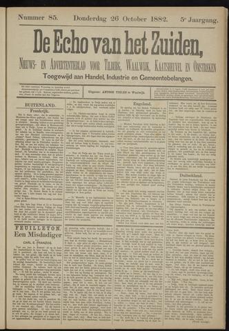 Echo van het Zuiden 1882-10-26