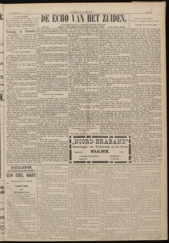 Echo van het Zuiden 1920-07-22