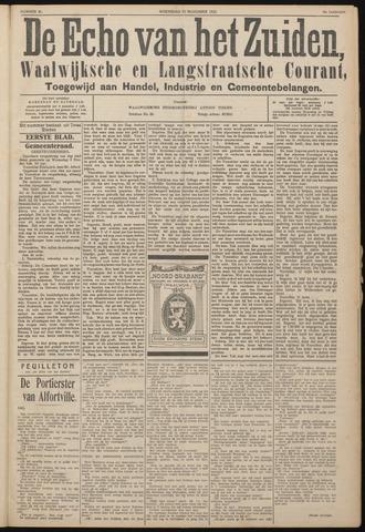 Echo van het Zuiden 1922-11-15