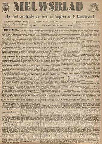 Nieuwsblad het land van Heusden en Altena de Langstraat en de Bommelerwaard 1897-03-10