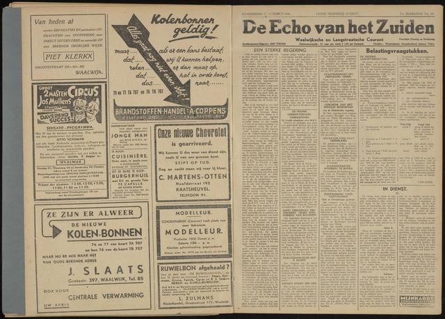 Echo van het Zuiden 1947-10-23