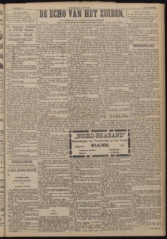 Echo van het Zuiden 1918-05-09