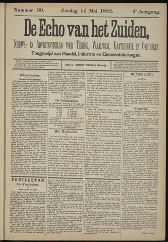 Echo van het Zuiden 1882-05-14