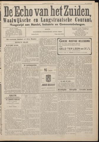 Echo van het Zuiden 1938-07-16