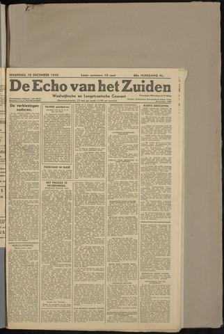 Echo van het Zuiden 1945-12-10