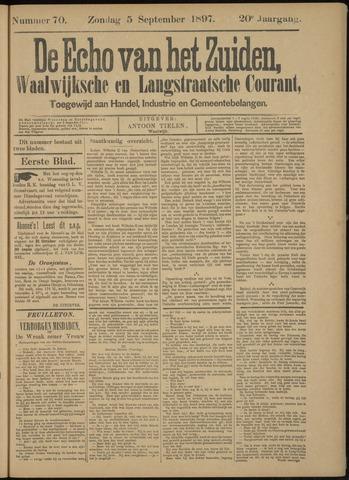 Echo van het Zuiden 1897-09-09