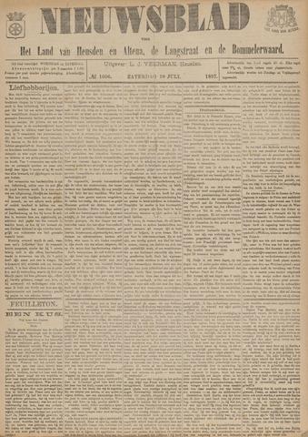 Nieuwsblad het land van Heusden en Altena de Langstraat en de Bommelerwaard 1897-07-10