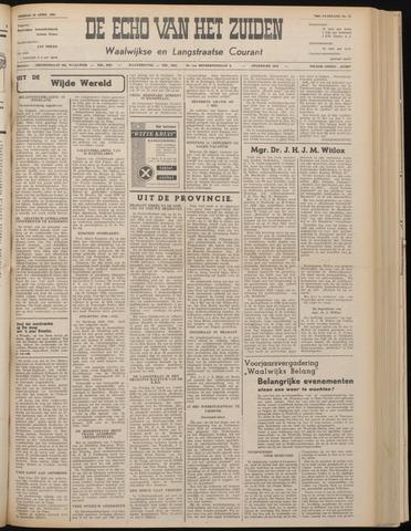 Echo van het Zuiden 1955-04-22