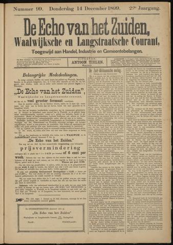 Echo van het Zuiden 1899-12-14