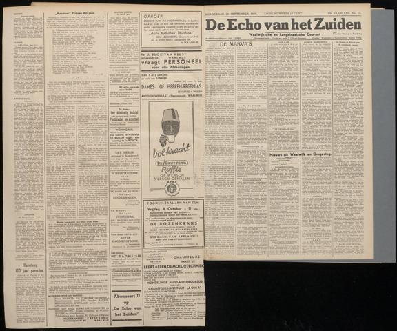 Echo van het Zuiden 1946-09-26