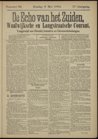 Echo van het Zuiden 1894-05-06