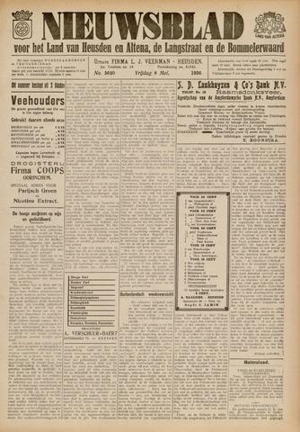 Nieuwsblad het land van Heusden en Altena de Langstraat en de Bommelerwaard 1936-05-08