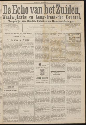 Echo van het Zuiden 1938-12-31