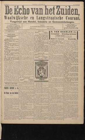 Echo van het Zuiden 1926-12-08