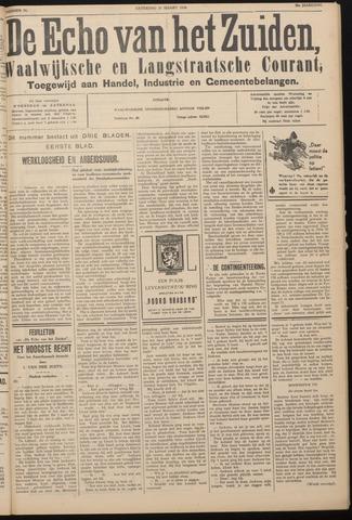 Echo van het Zuiden 1936-03-21