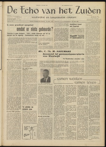 Echo van het Zuiden 1963-03-22