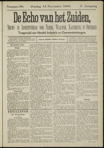 Echo van het Zuiden 1880-11-14