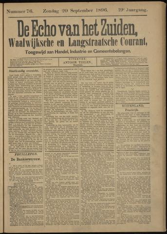 Echo van het Zuiden 1896-09-20