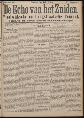 Echo van het Zuiden 1905-07-30