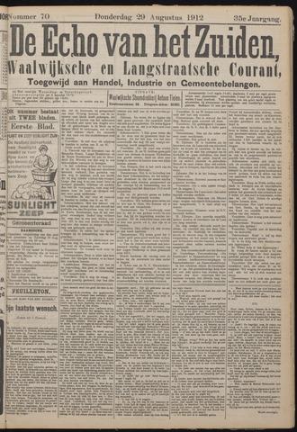 Echo van het Zuiden 1912-08-29