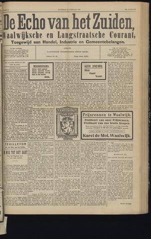 Echo van het Zuiden 1931-02-28