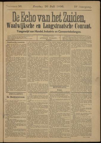 Echo van het Zuiden 1896-07-26