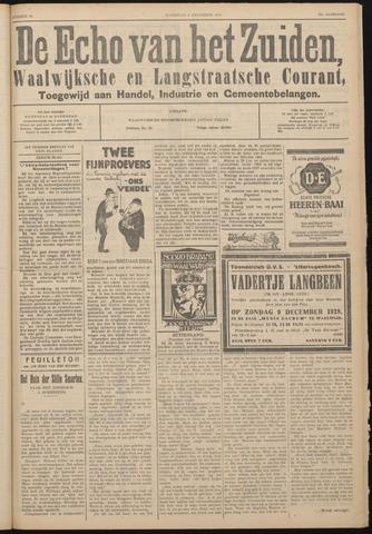 Echo van het Zuiden 1928-12-07