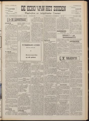 Echo van het Zuiden 1951-11-05