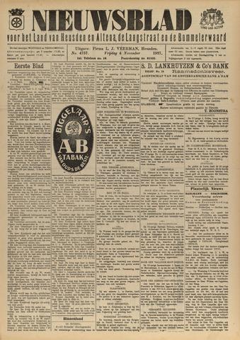 Nieuwsblad het land van Heusden en Altena de Langstraat en de Bommelerwaard 1927-11-04