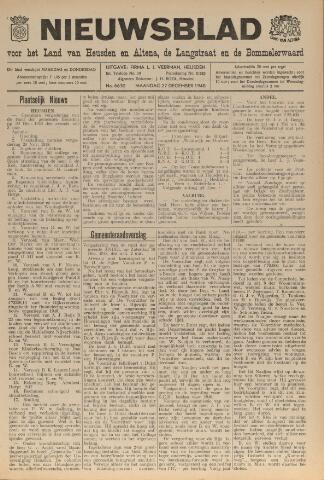 Nieuwsblad het land van Heusden en Altena de Langstraat en de Bommelerwaard 1948-12-27