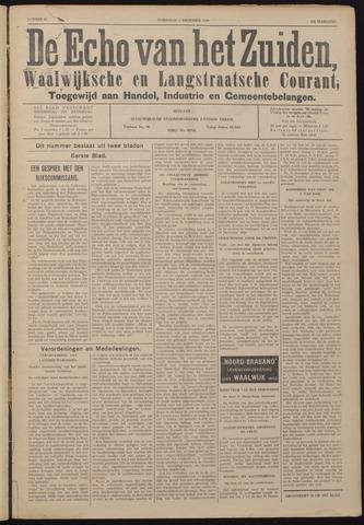 Echo van het Zuiden 1940-12-04