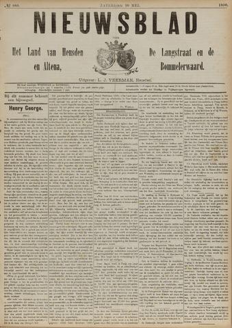 Nieuwsblad het land van Heusden en Altena de Langstraat en de Bommelerwaard 1890-05-10