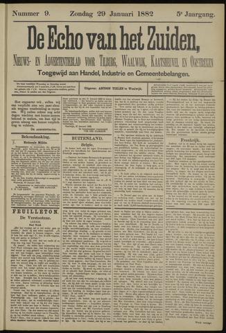 Echo van het Zuiden 1882-01-29