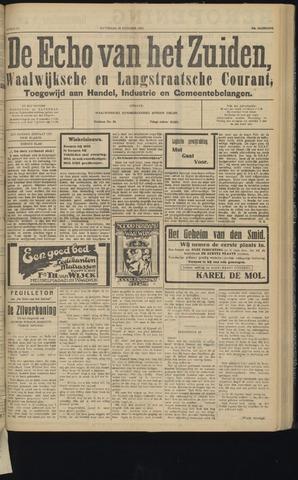 Echo van het Zuiden 1931-10-10