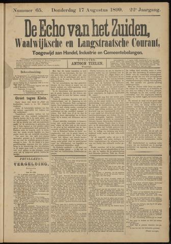 Echo van het Zuiden 1899-08-17