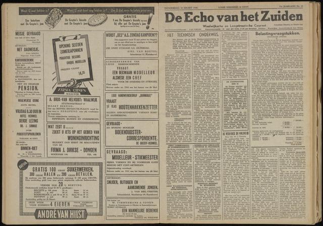 Echo van het Zuiden 1948-03-18