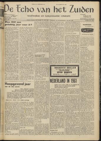 Echo van het Zuiden 1961-12-29