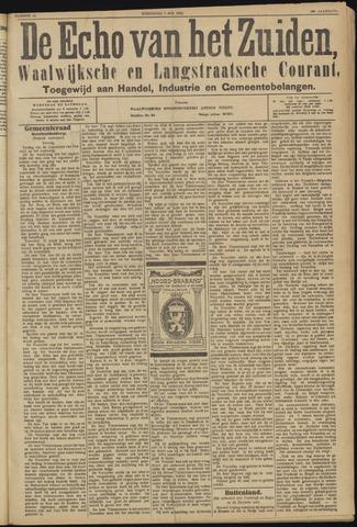 Echo van het Zuiden 1923-05-09