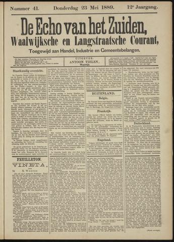 Echo van het Zuiden 1889-05-23