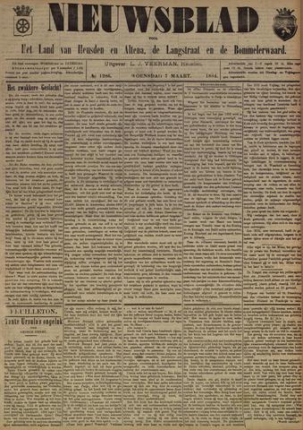 Nieuwsblad het land van Heusden en Altena de Langstraat en de Bommelerwaard 1894-03-07