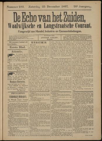 Echo van het Zuiden 1897-12-25