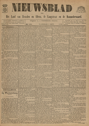 Nieuwsblad het land van Heusden en Altena de Langstraat en de Bommelerwaard 1896-09-02
