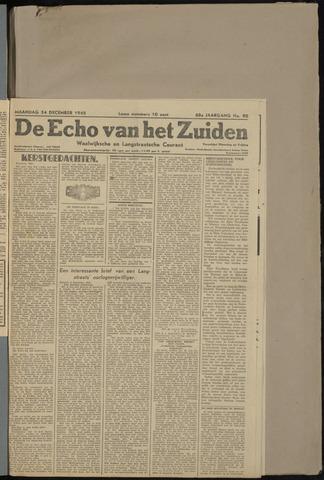 Echo van het Zuiden 1945-12-24
